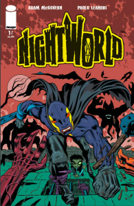 Image of Nightworld Comic #1