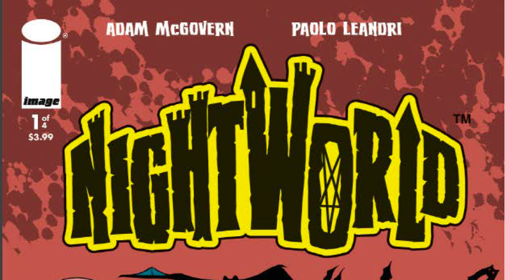 Put a Price on Your LOGO: NIGHTWORLD