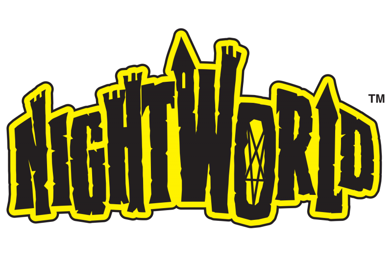 Logo for Image Comics' NIGHTWORLD