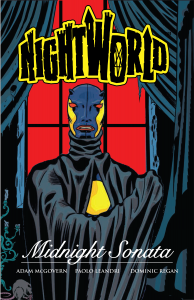 Image of cover art for Image Comics' NIGHTWORLD Volume 1